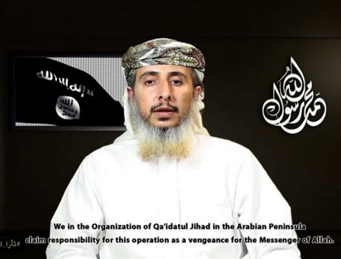 Nasser bin Ali al-Ansi has reportedly been killed by a US air strike