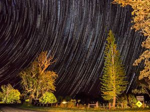 Moon and night sky photos from Northern Star readers