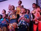 Watoto Children's Choir drew the crowds to Nambour's Flametree Baptist Church.