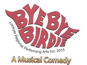 Say hello to Bye Bye Birdie in Laidley