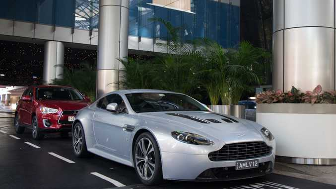 The engineers that worked for Aston wanted to create the ultimate driver's car, so they took what was at the time, the most powerful engine they make from the DBS and threw it in the smallest car the make, the V8 Vantage.