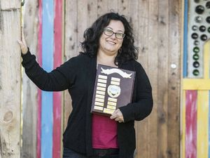 Cathy overcomes health problems to achieve career dreams