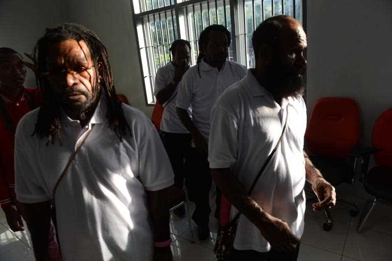 Indonesian President Joko Widodo on May 9, ordered the release of a group of political prisoners in Papua to