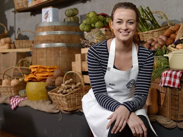 Billie McKay of Ballina has made it to the Top Two of Masterchef Australia 2015.
