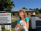Some Maroochy Waters residents are sick of the smell in their area. Maroochy Waters Dr resident Louise Black, with maltese shih-tzu Ollie, has sold her house to escape the sewerage smell that regularly envelopes her Maroochydore neighbourhood Photo: Warren Lynam / Sunshine Coast Daily