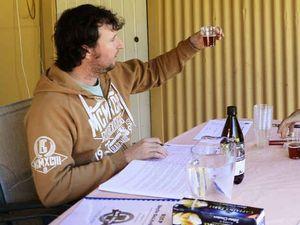 Best brews get the judges' big tick