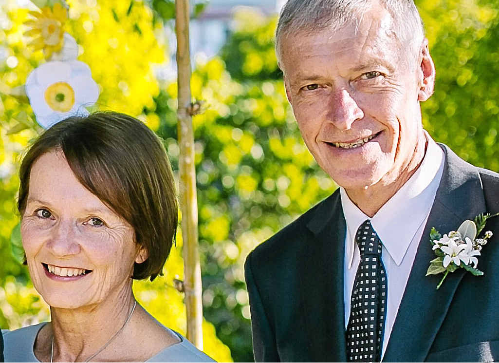 BIG LOSS: Toowoomba couple Dr Roger and Dr Jill Guard were killed in the MH17 disaster.