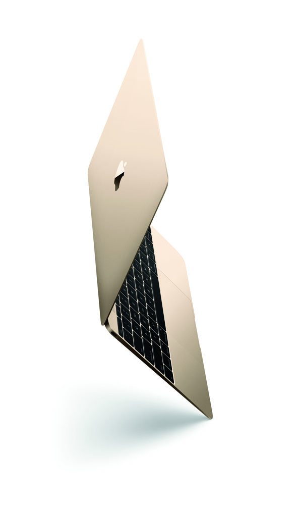 IMPRESSIVE: The new MacBook starts at $1799.
