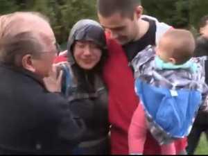 Missing Mum survived on breast milk