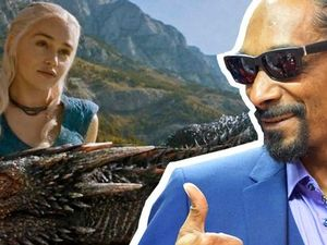 Snoop Dogg seems to think Game of Thrones is real