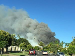 Smoke plumes expected to fill Noosa skies