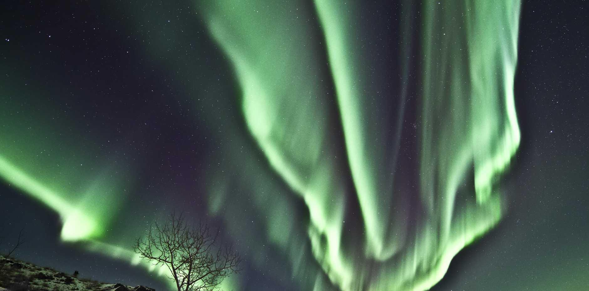 Aurora Borealis. Photo: Tourism Yukon