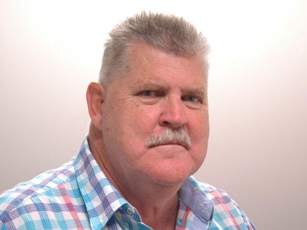 APN senior sports reporter Wayne 'Ticker' Heming