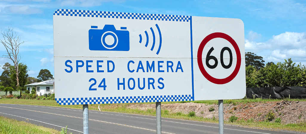 FAST LANE: Revenue collected from fixed speed camera fines in the Coffs Coast jumped 24% during 2014-15.