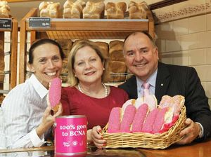 Pink Buns are raising funds