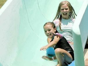 Dormant pool park makes a promising splash in council