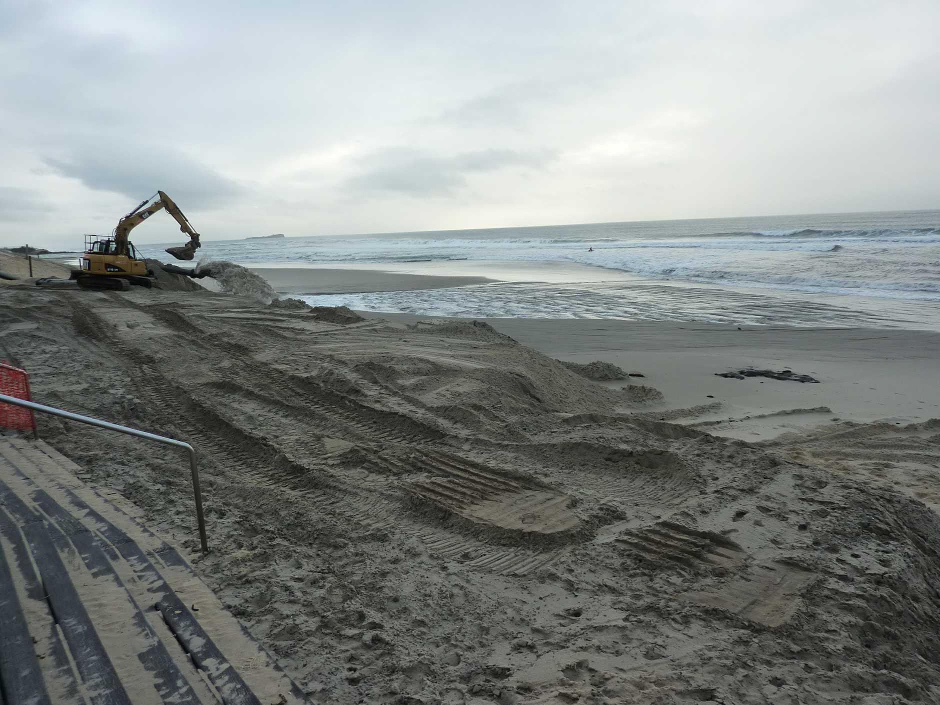 beach regeneration