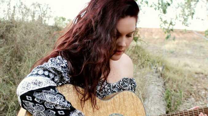 Singer Kirra Lee.