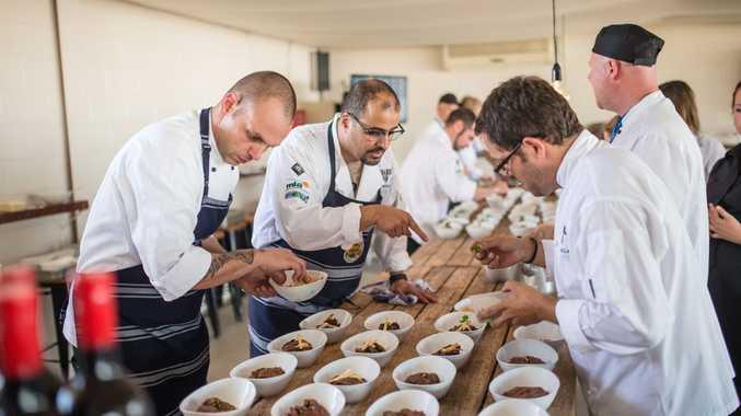 Chefs at Beef Australia 2015
