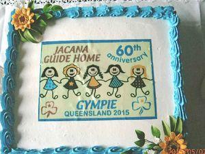 Gympie Guides mark 60-year milestone