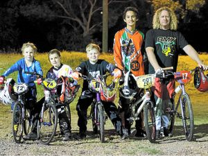 Gympie riders turn it on at Australian BMX Championships