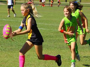 AFL meets milestone as U12 girls take to field at Potsville