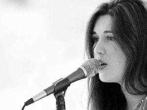 Successful jazz vocalist Hayley Cox in town for concert