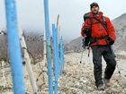 Mackay adventurer Mark Kalch in Iran.