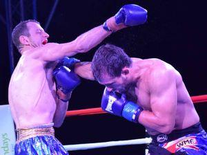Zafir wins two battles on night