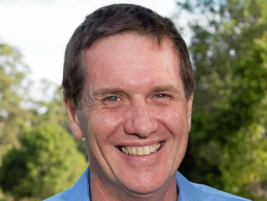 Natural Resources Minister Dr Anthony Lynham