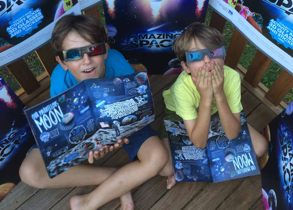 The Sunshine Coast Daily is giving you the chance to win a telescope as part of the Amazing Space promotion.