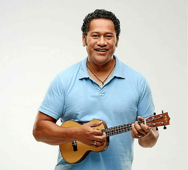 ON HIS WAY: Jay Laga'aia Kindy Concert is coming to Kingaroy to entertain children and their parents at a Say G'Day to Jay concert.