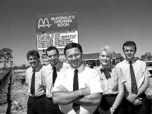 McDonald's and Mackay a recipe for business success