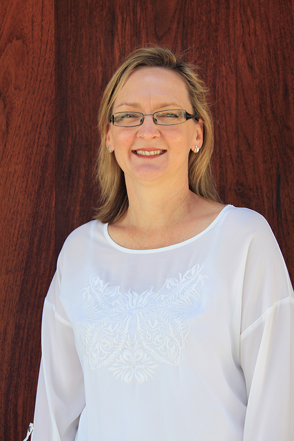WINNER: Staff at the University of the Sunshine Coast Centre for the Support and Advancement of Learning and Teaching  are celebrating after the uni's ePortfolio plan won a national 2015 LearnX Impact award. Pictured: Centre director Kylie Readman.