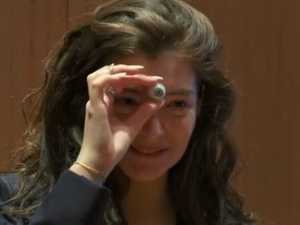 Lorde wax figure in Madame Tussauds: Behind