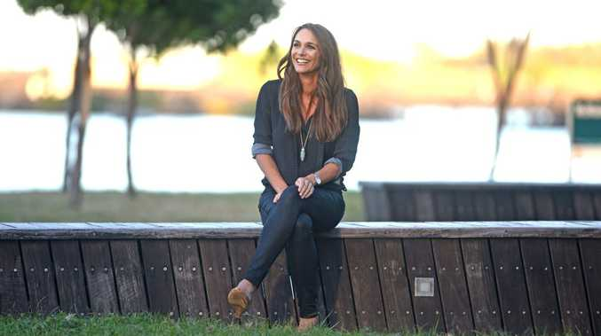 Natalie Gruzlewski at Jack Evans Boat harbour. Photo: John Gass / Tweed Daily News