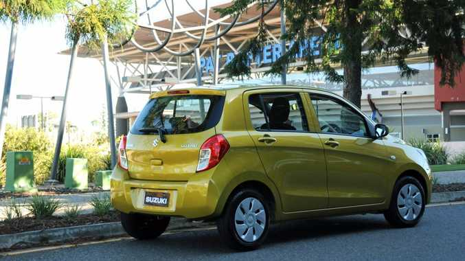 COST CUTTER: Suzuki's new Celerio micro car is the cheapest car to run in Australia according to an RACQ survey. It costs $5187.87 annually, or $99.77 per week.
