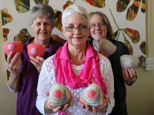 Comfy cups help women regain spirit