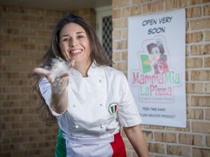 Italian pizza shop will open in the next two weeks