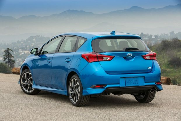 The new design for the Toyota Corolla SX and ZR hatch (overseas model shown).