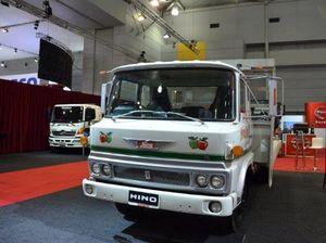 Hino celebrates 50 years at truck show