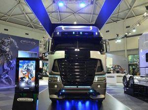 Transformers Galvatron truck