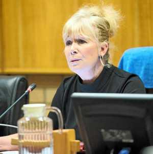 DEADLOCK: Coffs Harbour Mayor Denise Knight.