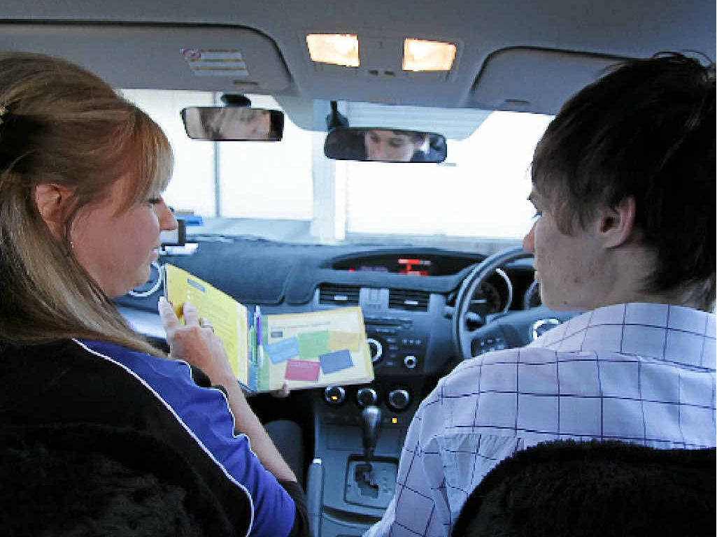 One learner driver failed their test five times.