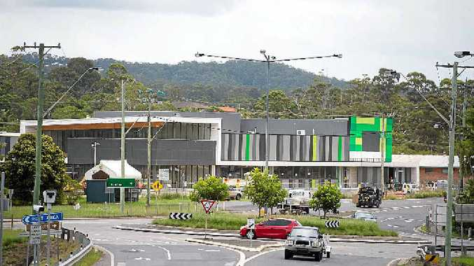 CHECK OUT: The new Woolworths Woolgoolga supermarket will open at 8am Wednesday.