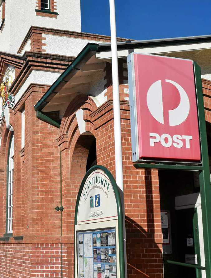 TIMES ARE CHANGING: Stanthorpe's Post Office will be a beneficiary of Australia Post's $51 million boost to offices and agencies.