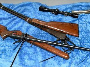 Gladstone man arrested in worldwide firearms bust