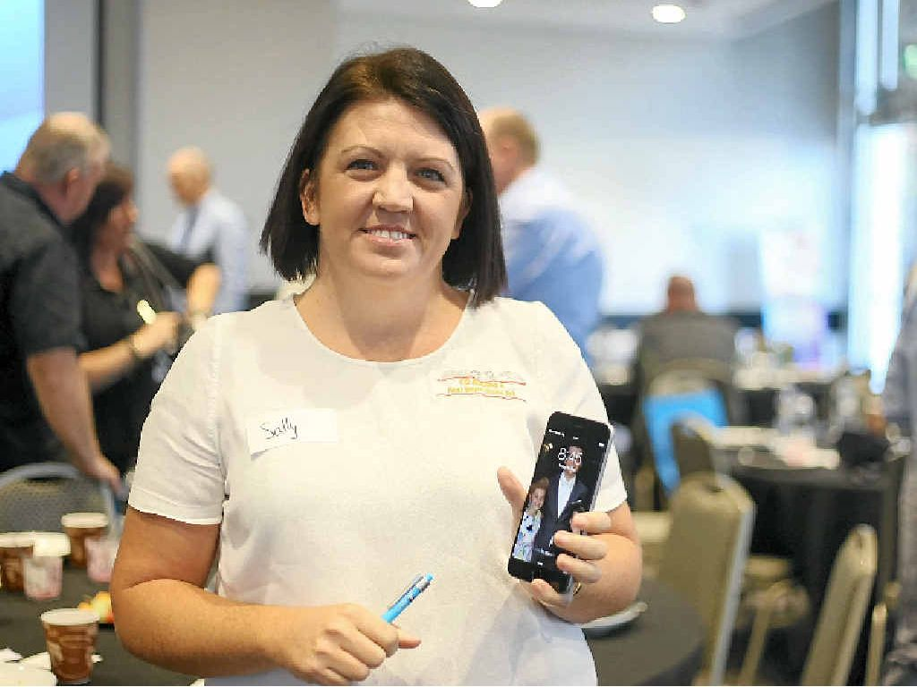 SMART MOVE: CQ Building and Pest Inspections' manager Sally Van Hese says utilising technology has helped the business save money.