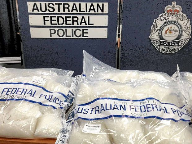 TREAT OR ARREST: New Australian Crime Commission figures show more methylamphetamine users are being arrested than ever before.