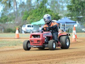 World's oldest mower racer hails from Central Queensland